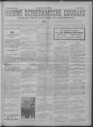 Nieuwe Schiedamsche Courant 1929-07-06