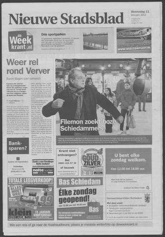 Het Nieuwe Stadsblad 2012-01-11