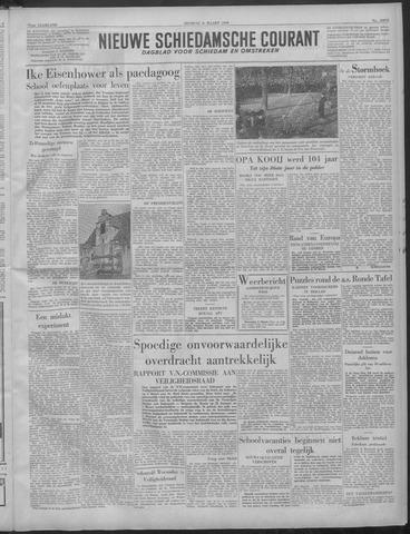 Nieuwe Schiedamsche Courant 1949-03-08