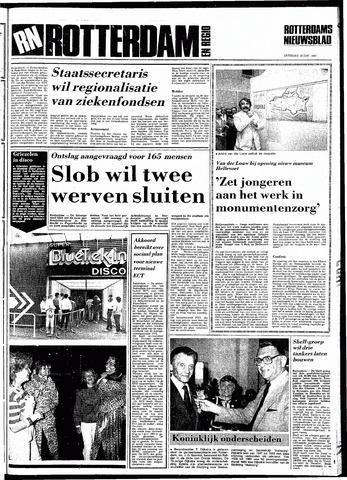 Rotterdamsch Nieuwsblad / Schiedamsche Courant / Rotterdams Dagblad / Waterweg / Algemeen Dagblad 1983-06-18