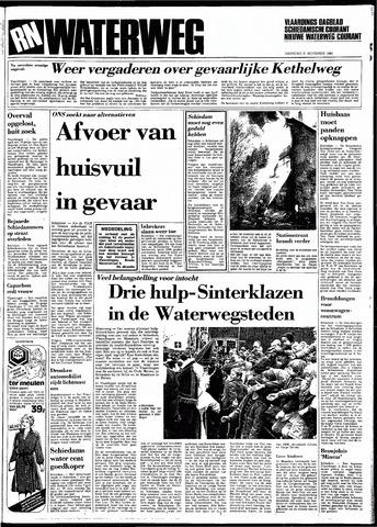 Rotterdamsch Nieuwsblad / Schiedamsche Courant / Rotterdams Dagblad / Waterweg / Algemeen Dagblad 1983-11-21