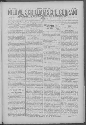 Nieuwe Schiedamsche Courant 1925-11-10