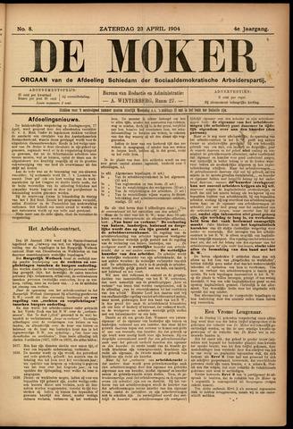 De Moker 1904-04-23
