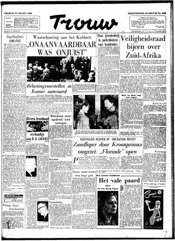 Trouw / De Rotterdammer 1960-03-25