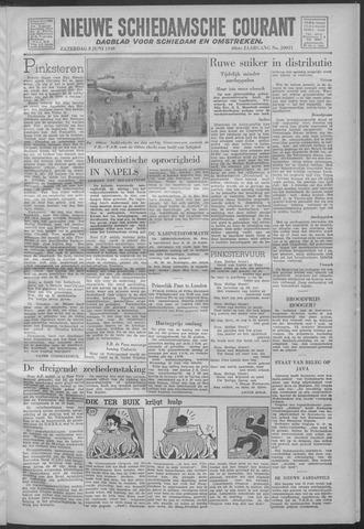Nieuwe Schiedamsche Courant 1946-06-08