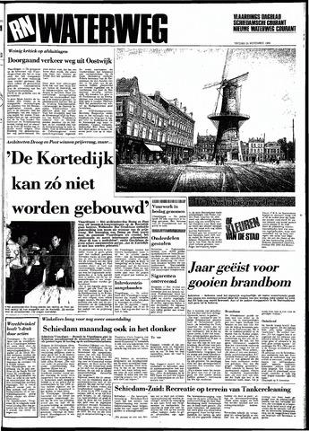 Rotterdamsch Nieuwsblad / Schiedamsche Courant / Rotterdams Dagblad / Waterweg / Algemeen Dagblad 1983-11-25