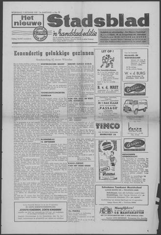 Het Nieuwe Stadsblad 1959-09-09