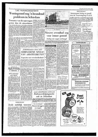 Rotterdamsch Parool / De Schiedammer 1955-11-23