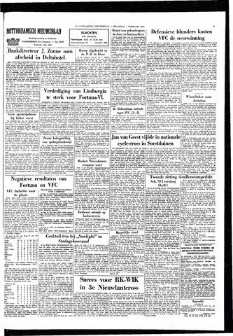 Rotterdamsch Nieuwsblad / Schiedamsche Courant / Rotterdams Dagblad / Waterweg / Algemeen Dagblad 1965-02-01