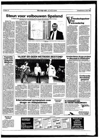 Het Vrije volk 1988-06-09