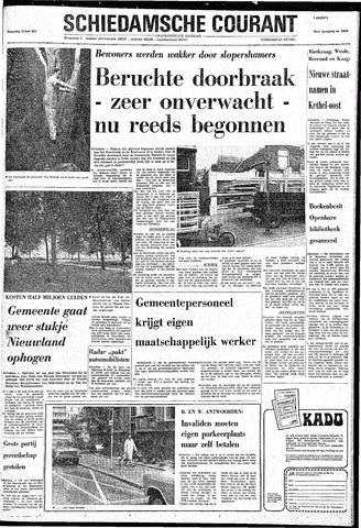 Rotterdamsch Nieuwsblad / Schiedamsche Courant / Rotterdams Dagblad / Waterweg / Algemeen Dagblad 1974-06-19
