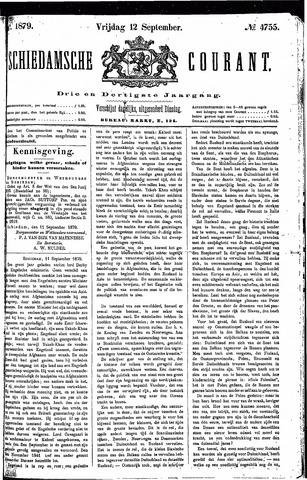 Schiedamsche Courant 1879-09-12