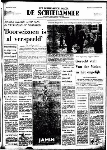 Rotterdamsch Parool / De Schiedammer 1966-12-21