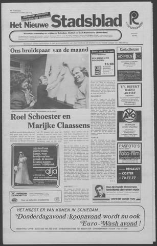 Het Nieuwe Stadsblad 1974-02-06
