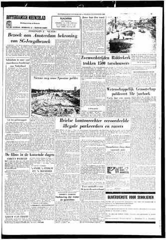 Rotterdamsch Nieuwsblad / Schiedamsche Courant / Rotterdams Dagblad / Waterweg / Algemeen Dagblad 1965-08-13
