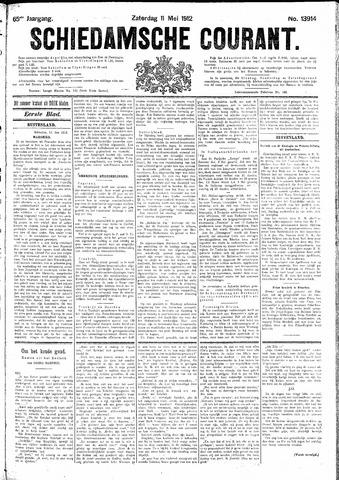 Schiedamsche Courant 1912-05-11