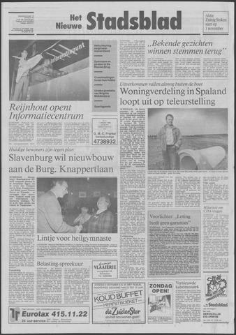 Het Nieuwe Stadsblad 1992-10-02