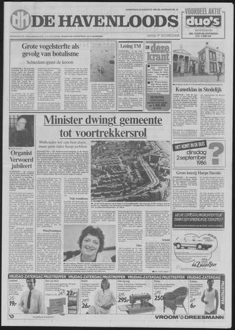 De Havenloods 1986-08-28