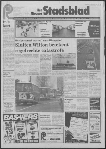 Het Nieuwe Stadsblad 1983-12-28