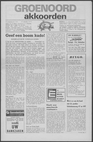 Groenoord Akkoorden 1972-10-25