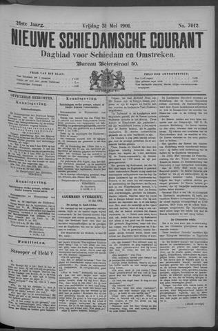 Nieuwe Schiedamsche Courant 1901-05-31