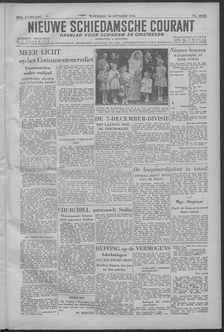Nieuwe Schiedamsche Courant 1946-10-30