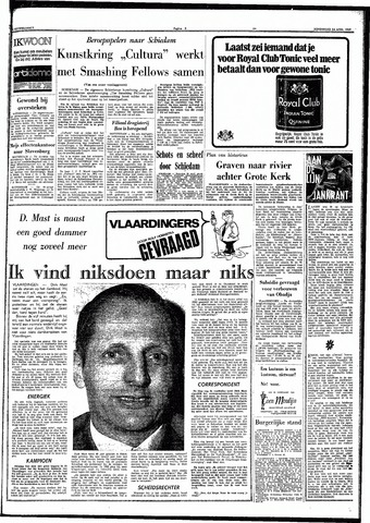 Trouw / De Rotterdammer 1969-04-24