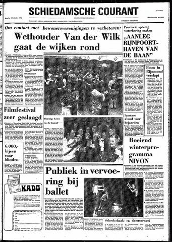 Rotterdamsch Nieuwsblad / Schiedamsche Courant / Rotterdams Dagblad / Waterweg / Algemeen Dagblad 1974-10-14