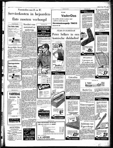 Rotterdamsch Parool / De Schiedammer 1964-06-19