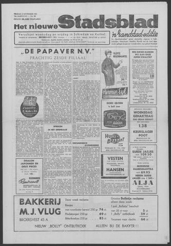 Het Nieuwe Stadsblad 1961-11-03