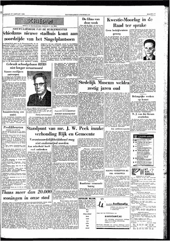 Rotterdamsch Nieuwsblad / Schiedamsche Courant / Rotterdams Dagblad / Waterweg / Algemeen Dagblad 1959-01-17