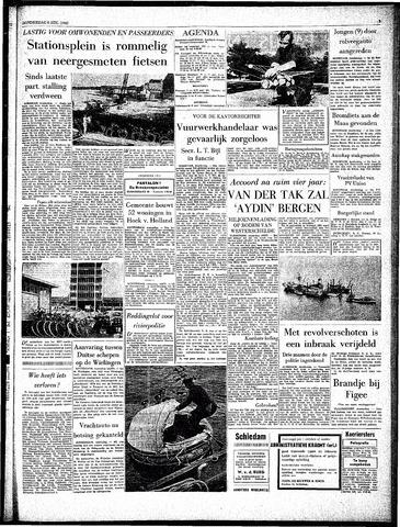 Rotterdamsch Parool / De Schiedammer 1962-08-09