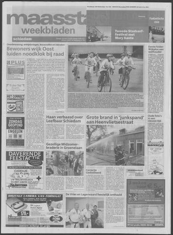 Maaspost / Maasstad / Maasstad Pers 2002-06-26