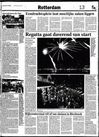 Rotterdamsch Nieuwsblad / Schiedamsche Courant / Rotterdams Dagblad / Waterweg / Algemeen Dagblad 1991-08-24