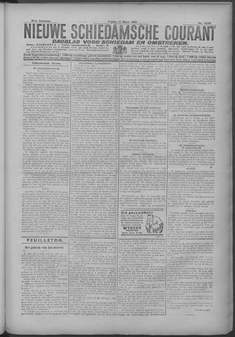 Nieuwe Schiedamsche Courant 1925-03-13