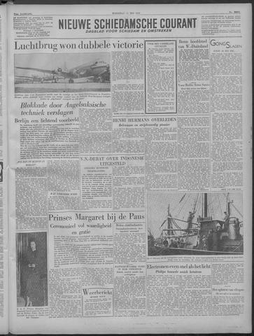 Nieuwe Schiedamsche Courant 1949-05-11