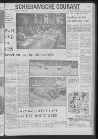 Rotterdamsch Nieuwsblad / Schiedamsche Courant / Rotterdams Dagblad / Waterweg / Algemeen Dagblad 1970-08-06