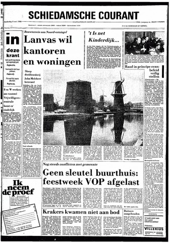 Rotterdamsch Nieuwsblad / Schiedamsche Courant / Rotterdams Dagblad / Waterweg / Algemeen Dagblad 1980-05-08