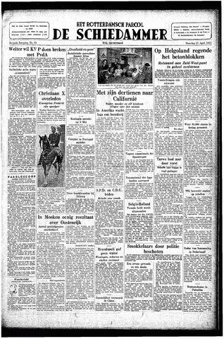 Rotterdamsch Parool / De Schiedammer 1947-04-21