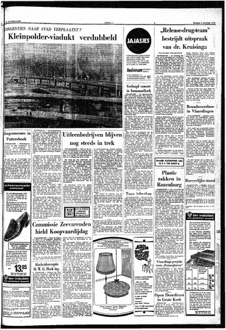 Trouw / De Rotterdammer 1970-10-09