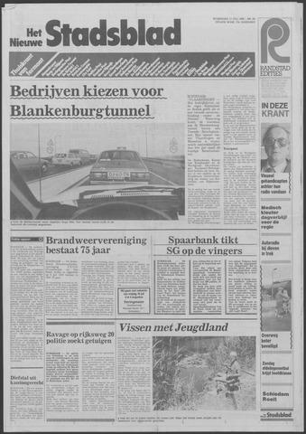 Het Nieuwe Stadsblad 1985-07-17