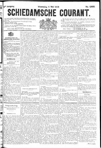 Schiedamsche Courant 1908-05-06