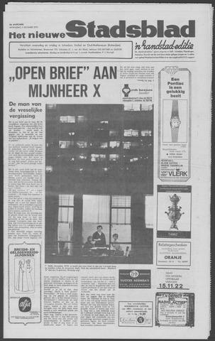 Het Nieuwe Stadsblad 1970-12-02