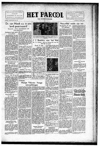 Rotterdamsch Parool / De Schiedammer 1946-04-09