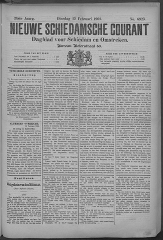 Nieuwe Schiedamsche Courant 1901-02-12