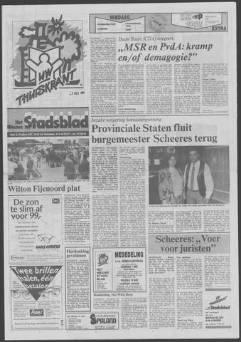 Het Nieuwe Stadsblad 1991-05-01