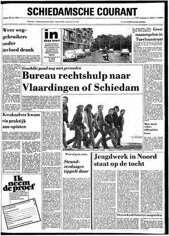 Rotterdamsch Nieuwsblad / Schiedamsche Courant / Rotterdams Dagblad / Waterweg / Algemeen Dagblad 1980-07-22