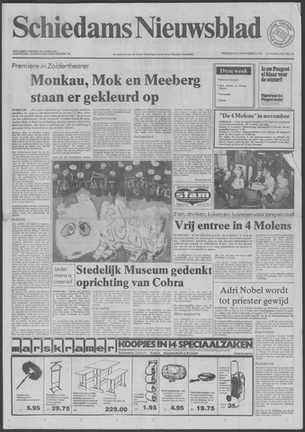 Schiedams Nieuwsblad 1978-11-08