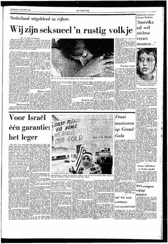 Het Vrije volk 1969-10-04