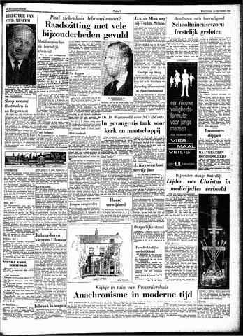 Trouw / De Rotterdammer 1962-10-24